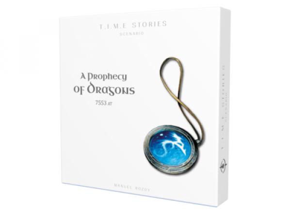 T.I.M.E Stories: A Prophecy of Dragons - EN
