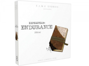 T.I.M.E Stories: Expedition: Endurance - EN