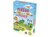 Pexeso & puzzle - Slovenské hrady a zámky