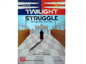 Twilight Struggle: Deluxe edition - EN