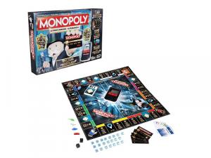Monopoly - elektronické bankovníctvo