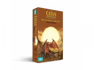 Osadníci z Katanu - Poklady, draci a objevitelé