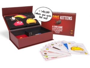 Exploding Kittens: Original Edition (Meow Box)