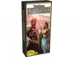 7 Wonders expansion: Leaders