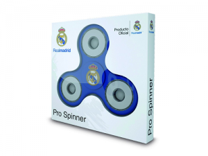Spinner Real Madrid