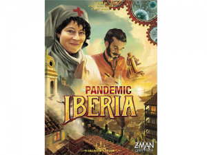 Pandemic: Iberia - Limited Collector's edition - EN