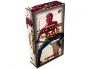 Legendary: Marvel Spider-man Small Box Expansion