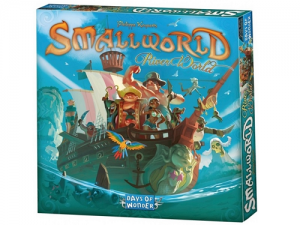 Small World Expansion: River World
