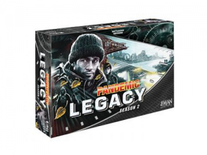 Pandemic Legacy Season 2 - BLACK