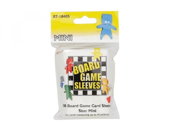 Board Game Sleeves - Original - Mini (41x63mm) - 100 Pcs