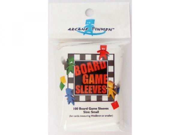 Board Games Sleeves - Original - Small (44x68mm) - 100 Pcs