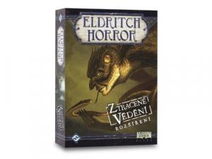 Eldritch Horror- Ztracené vědění