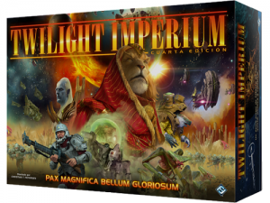 Twilight Imperium 4th Ed - EN