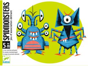 Bláznivé príšerky - Spidmonster