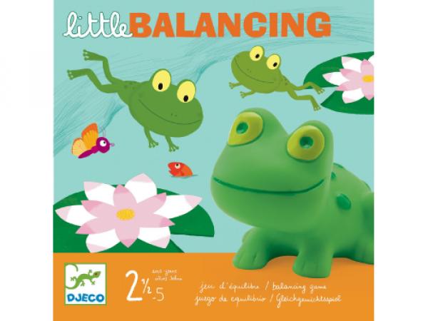 Little balancing (Žabky na leknách)