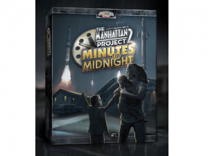 The Manhattan Project 2: Minutes to Midnight - EN