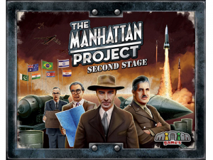 The Manhattan Project: Second Stage - EN