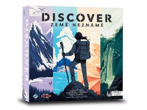 Discover: Země neznámé