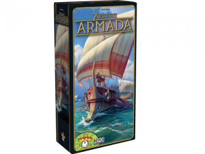 7 Wonders expansion: Armada