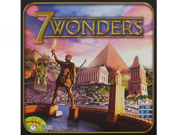 7 Wonders - EN