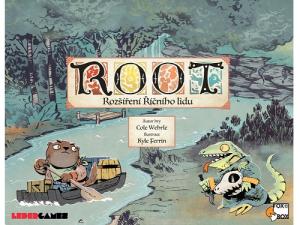 Root: Rozšíření Říčního lidu CZ
