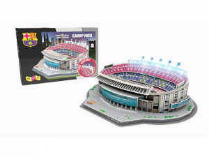 NANOSTAD LED: 3D puzzle - Nou Camp (Barcelona)
