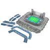 NANOSTAD LED: 3D puzzle - Santiago Bernabeu (Real Madrid CF)
