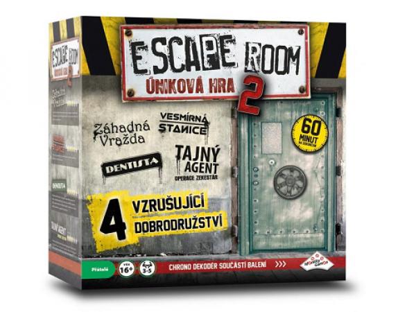 Escape room 2 - úniková hra