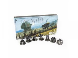 Scythe - Metal mech