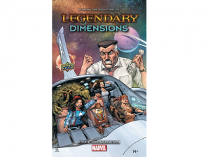 Legendary: Dimensions Small Box Expansion