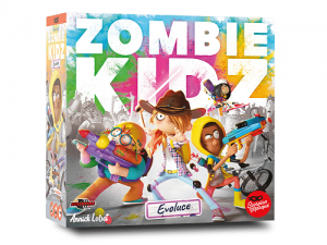 Zombie Kids: Evoluce