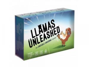 Llamas Unleashed - EN