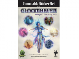 Gloomhaven - Removable Sticker Set: Forgotten Circles
