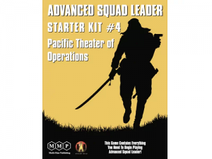 ASL Starter Kit 4 Pacific Theater of Operations