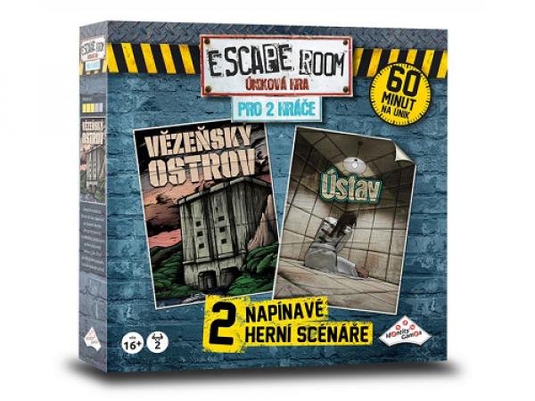 Escape room pre 2 hráčov