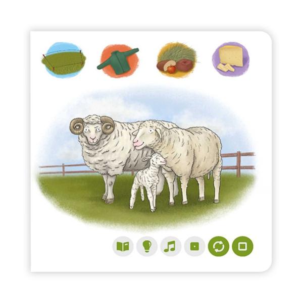 Albi Kúzelné čítanie - minikniha pre najmenších - Domáce zvieratká