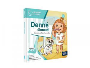 Albi Kúzelné čítanie - minikniha pre najmenších - Denné čínnosti
