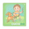 Albi Kúzelné čítanie - minikniha pre najmenších - Denné činnosti