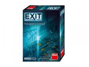 EXIT Úniková hra: Potopený poklad