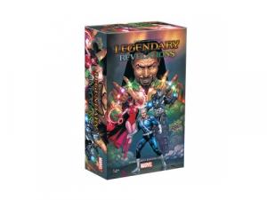 Legendary: Revelations Small Box Expansion