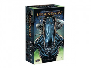 Legendary Encounters : Alien Covenant Small Box Expansion