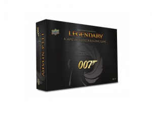Legendary: A James Bond 007 deck building game