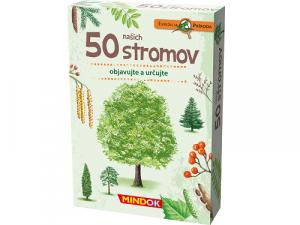 Expedícia príroda: 50 našich stromov