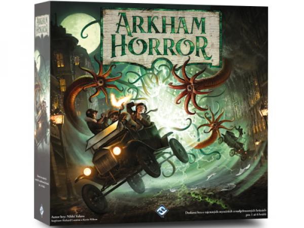 Arkham Horror 3. edícia