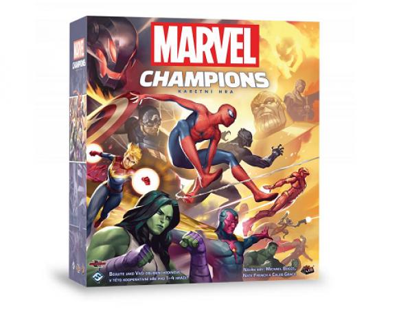 Marvel Champions: kartová hra