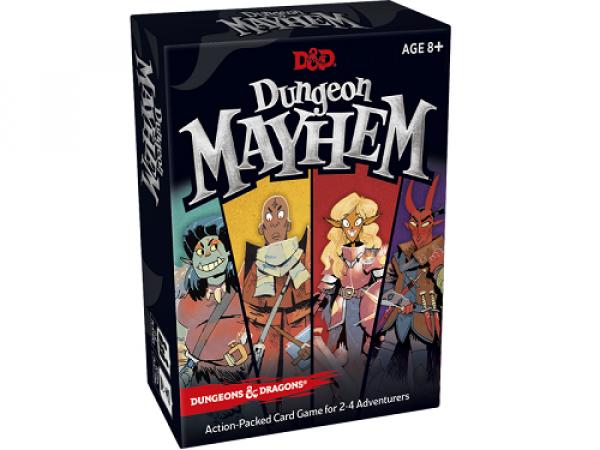 D&D Dungeon Mayhem