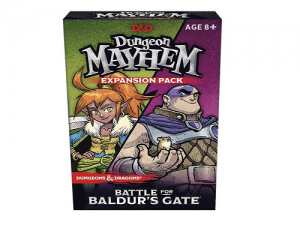 D&D Dungeon Mayhem: Battle for Baldur's Gate