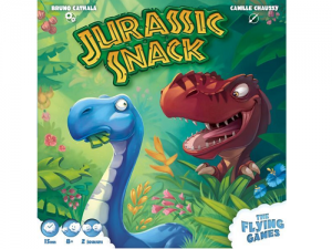 Jurasic Snack