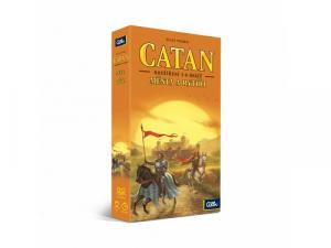 Osadníci z Katanu - Města a rytíři 5 - 6 hráčov