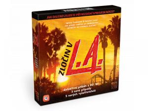 Detektiv: Po stopách zločinu - Zločin v L.A.